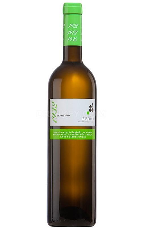 Vino blanco Ribeiro 1932 De Pazo de Vieite