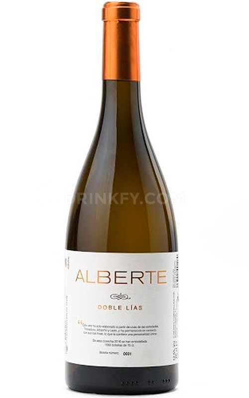 Vino blanco Ribeiro Alberte Doble Lias