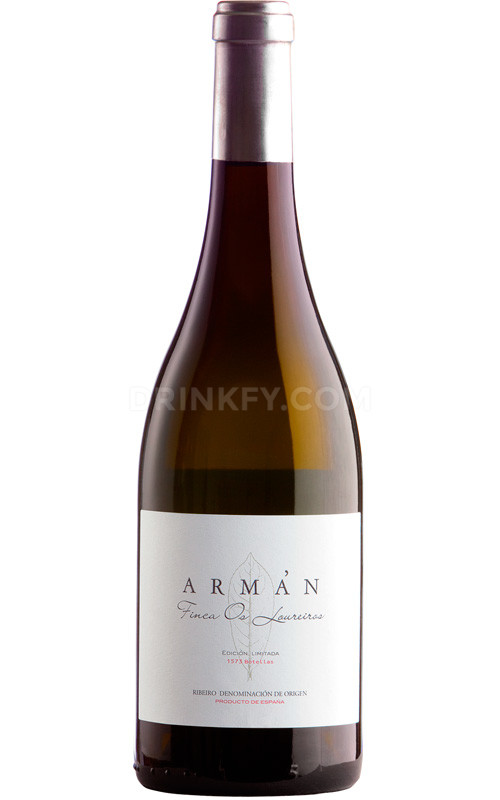 Vino Blanco RibeiroArmán